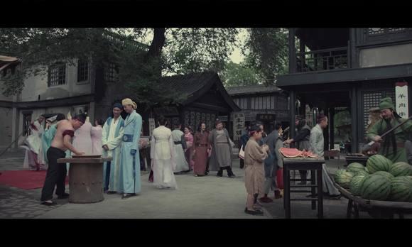 病毒视频广告-三国篇