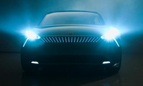 广告片——《天王星跑车》