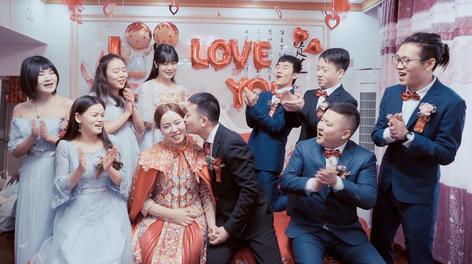 新县2020.1.18鑫海湾国际酒店婚礼预告片