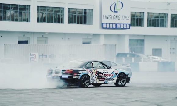 Vlog丨宁波国际赛车场练习