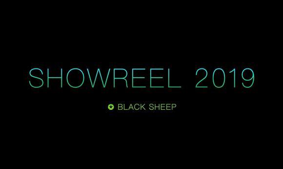 黑羊 ✪《SHOWREEL 2019》