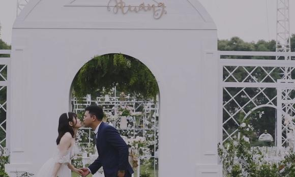 遇见你之后,我迎来了最好的时光 | 婚礼MV