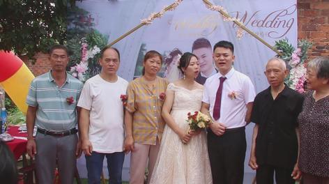 龙井婚礼全程