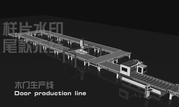 木工生产线6-10