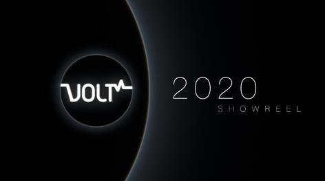 VOLT 2020 Showreel 作品集