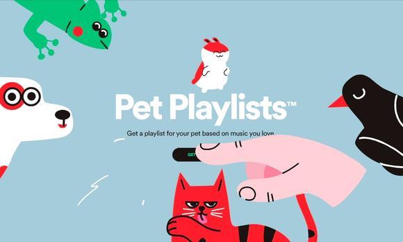Le Cube | Spotify Pets Playlist