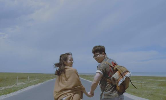 爱情,是一首边走边唱的歌。   青海婚纱旅拍