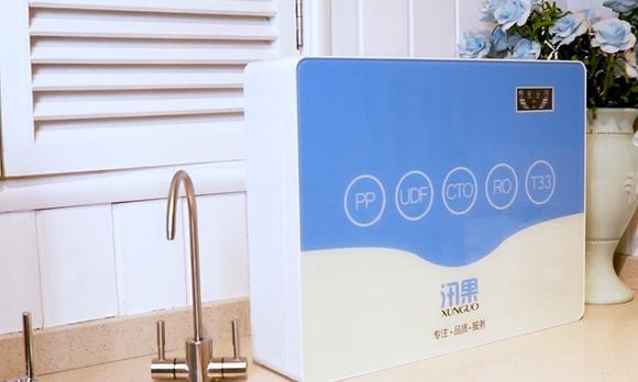双出水净水器产品视频
