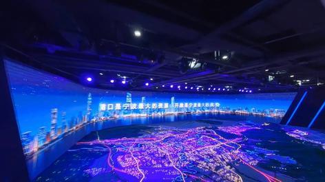 空间漫游——宁波市城市展览馆宣传片