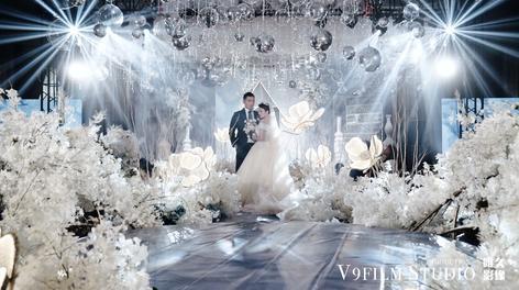 唯久影视 ( V9film )作品「乙先生 + 乙太太 」20200630婚礼快剪