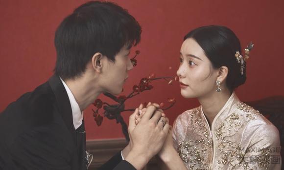 禮成双囍   婚纱花絮样片
