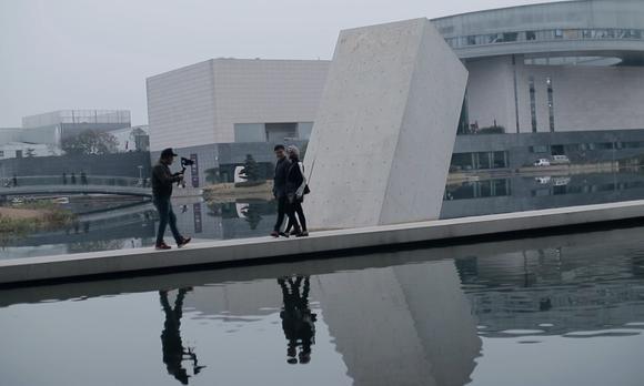 「 姚轶 & 胡芳泽 」微电影花絮  Leo Film(里欧电影)出品