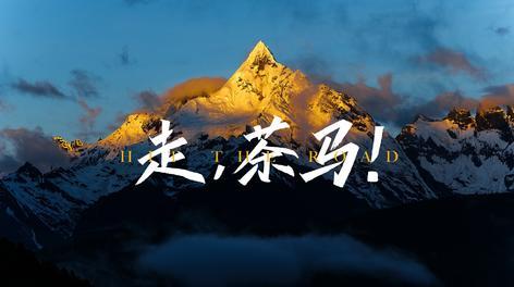走,我们一起去茶马古道 | 云南旅拍